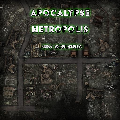 Apocalypse Metropolis: New Suburbia