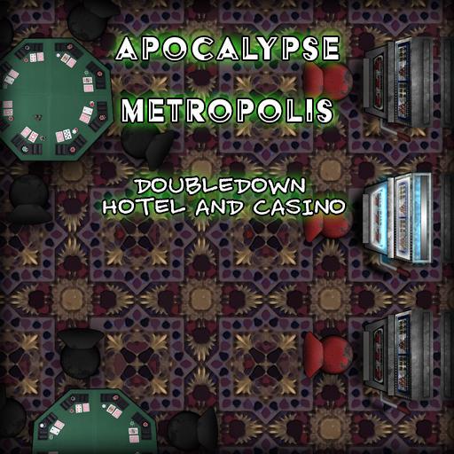 Apocalypse Metropolis: Doubledown Hotel and Casino