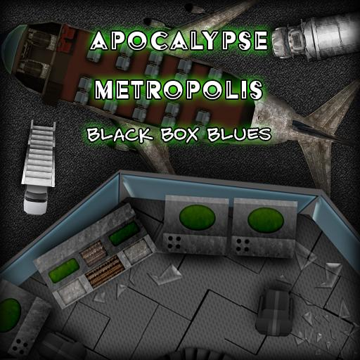 Apocalypse Metropolis: Black Box Blues