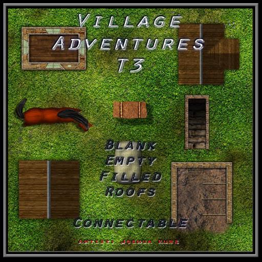 Village Adventures T3