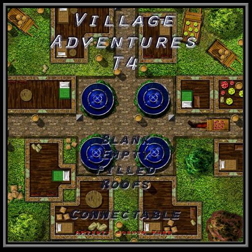 Village Adventures T4