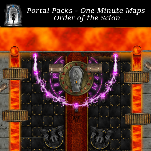 Portal Packs - One Minute Maps - Order of the Scion