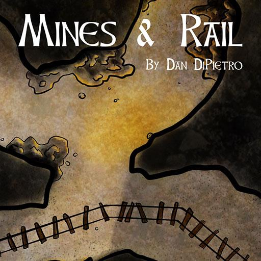 Mine & Rail System Maps