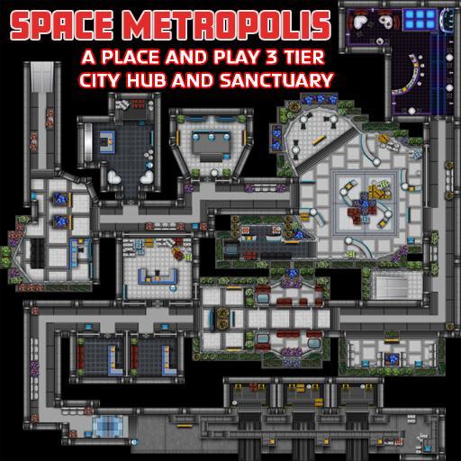 Space Metropolis