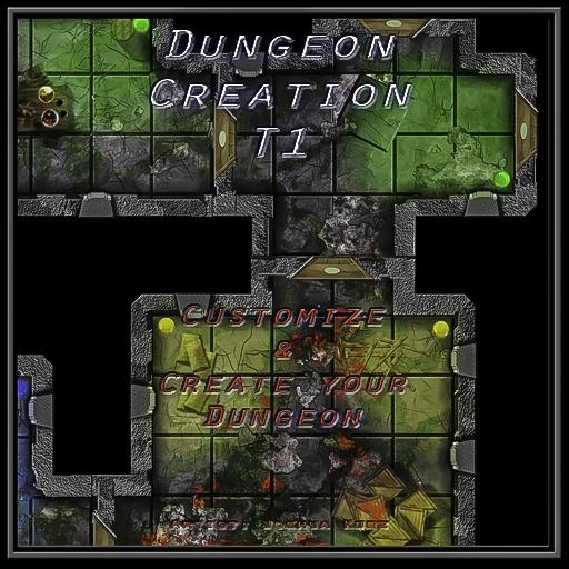 Dungeon Creation T1
