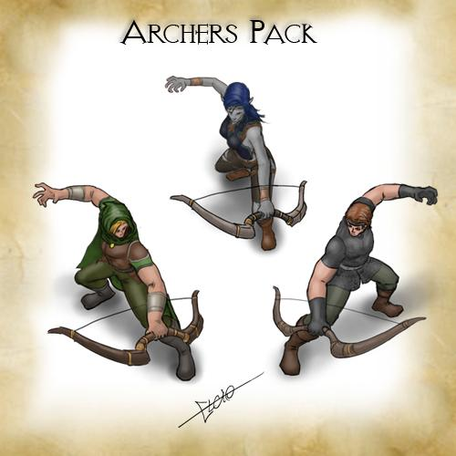Archers Pack