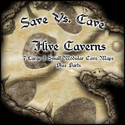 Save Vs. Cave Hive Caverns