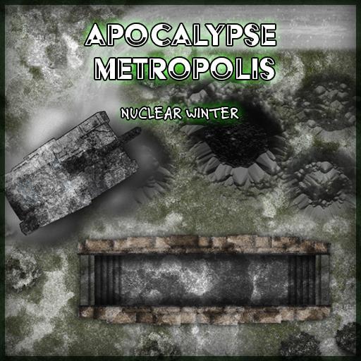 Apocalypse Metropolis: Nuclear Winter