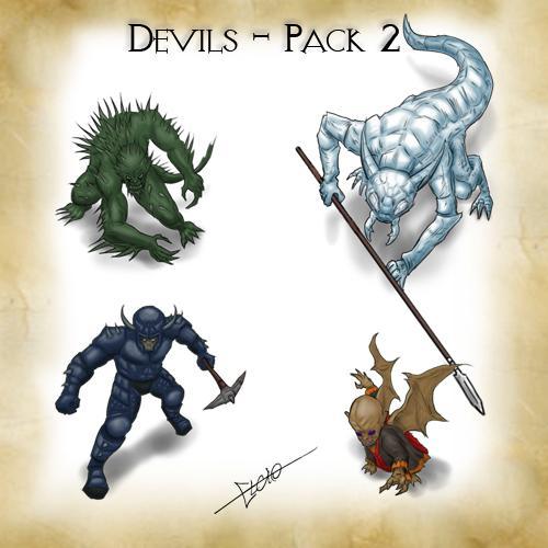 Devils - Pack 2