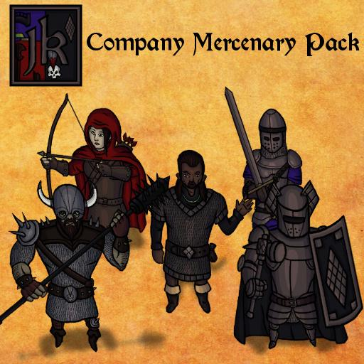 JK Company Mercenary Pack