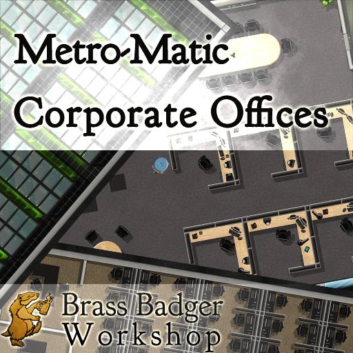 Metro-Matic Corporate Offices