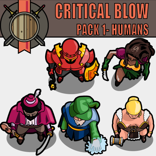 Critical Blow Pack 1