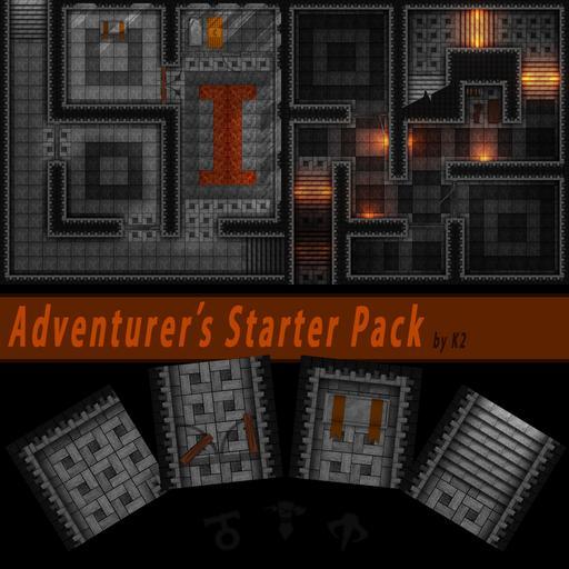 Adventurer's Starter Pack