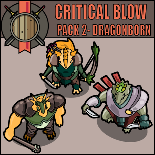 Critical Blow Pack 2