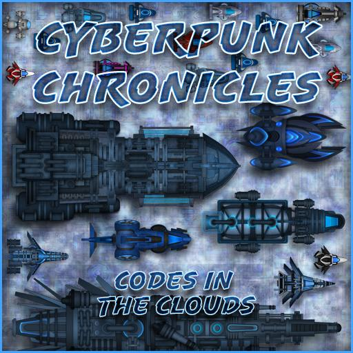 Cyberpunk Chronicles: Codes in the Clouds