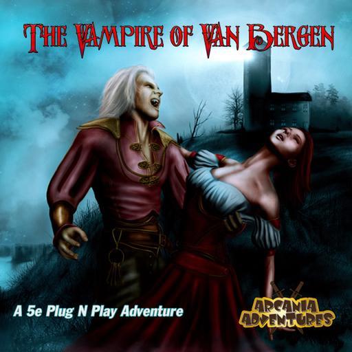 Vampire of Van Bergen