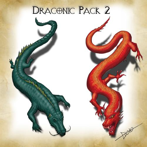 Draconic Pack 2