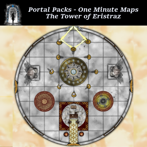 Portal Packs - One Minute Maps - The Tower of Eristraz