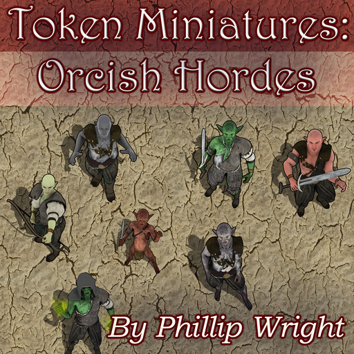 Token Miniatures - Orcish Hordes