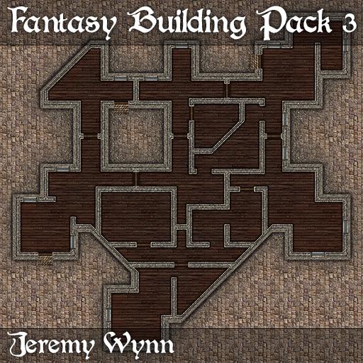 Fantasy Building Pack 3
