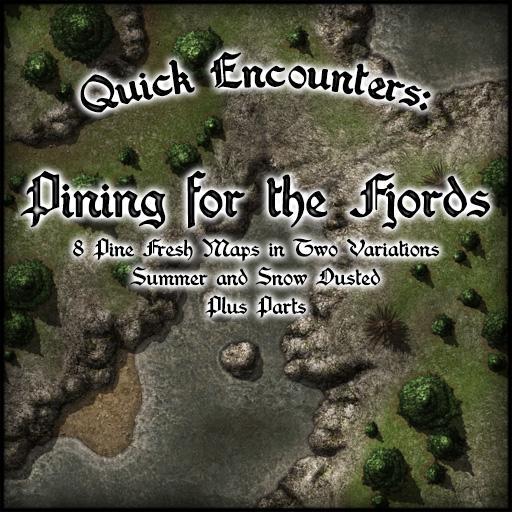 Quick Encounters: Pining for the Fjords