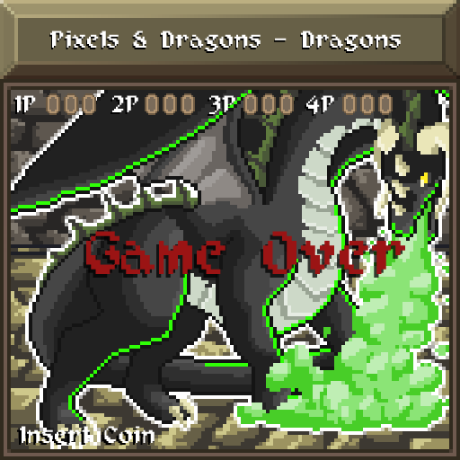 Pixels and Dragons - Dragons