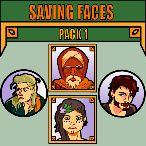 Saving Faces Pack 1
