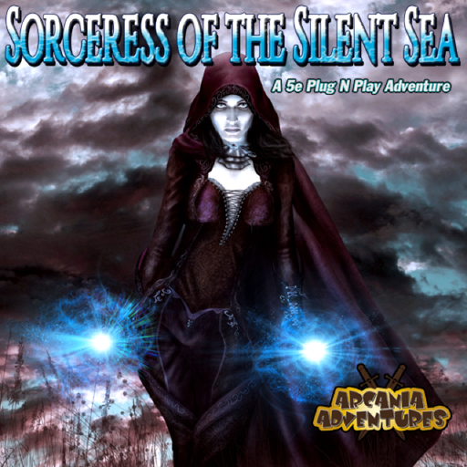 Sorceress of the Silent Sea