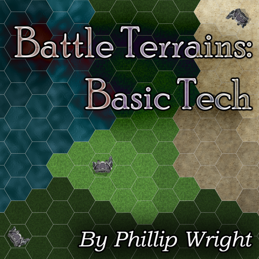 Battle Terrains - Basic Tech