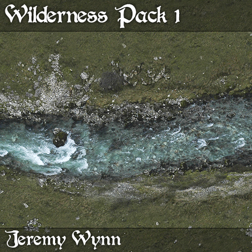 Wilderness Pack 1