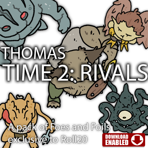 Thomas Time 2 - Rivals