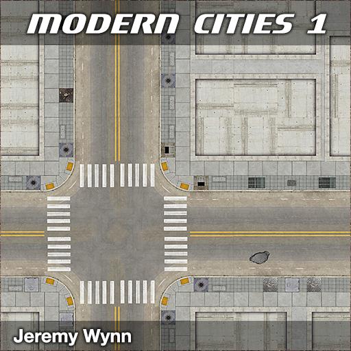 Modern Cities 1
