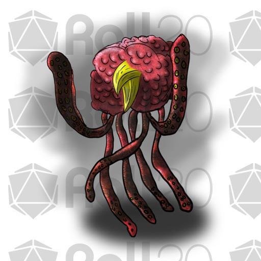 Strange Monsters Roll20 Marketplace Digital Goods For Online