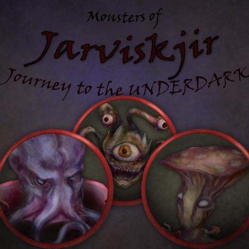 Monsters of Jarviskjir, Journey to the Underdark