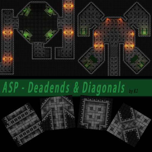 ASP - Deadends & Diagonals