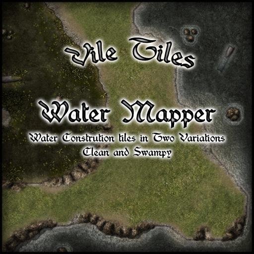 Vile Tiles: Water Mapper