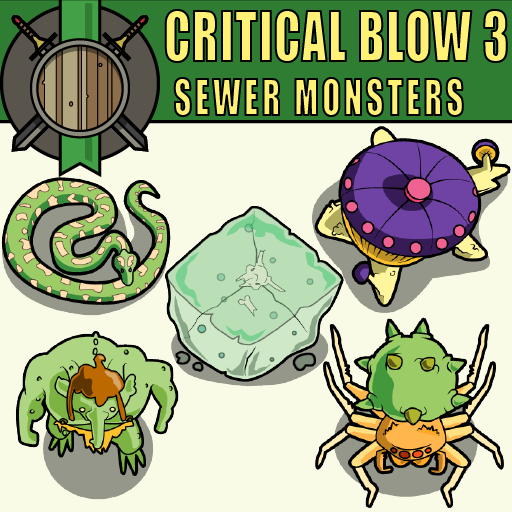 Critical Blow Pack 3