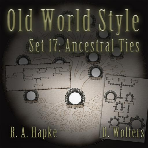 Old World Style set 17: Ancestral Ties