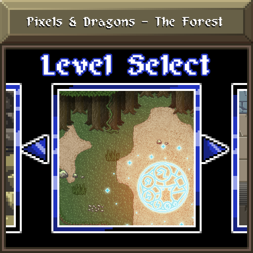 Pixels and Dragons - The Forest