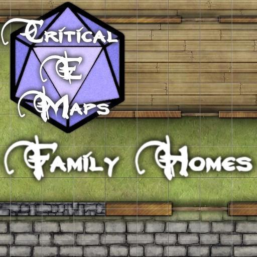Critical E Maps: Family Homes