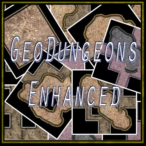 GeoDungeons Enhanced