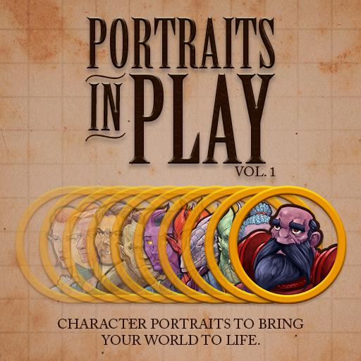 Portraits in Play vol. 1