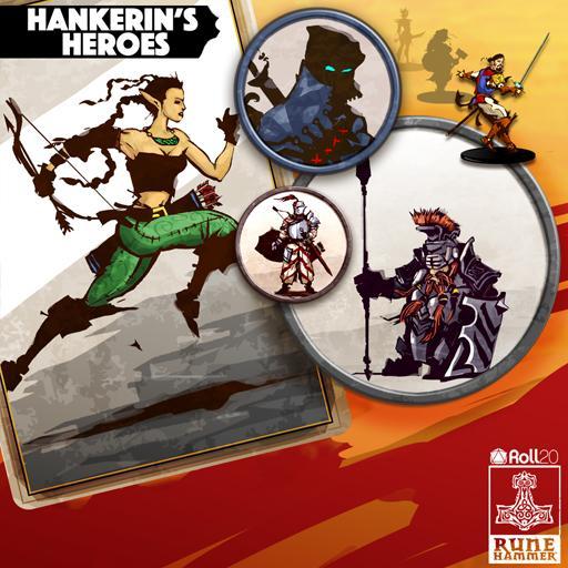 Hankerin's Heroes