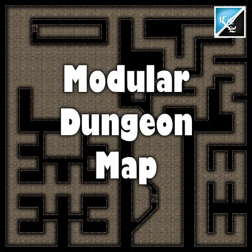 Modular Dungeon Map