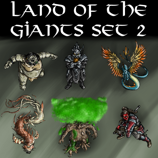 Land of the Giants Set 2