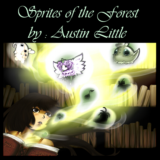 Sprites of the Forest