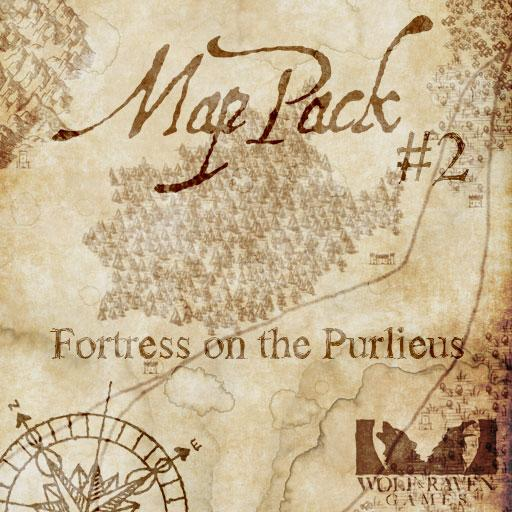 Map Pack #2 The Fortress on the Purlieus