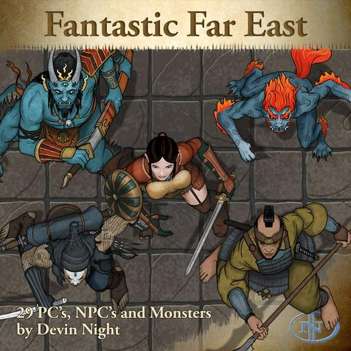 88 - Fantastic Far East