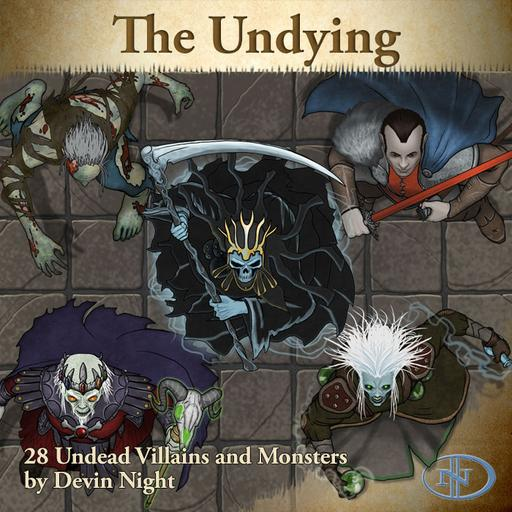 89 - The Undying