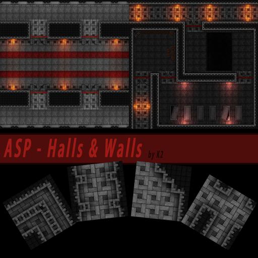 ASP - Halls & Walls